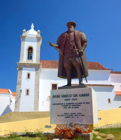 vasco da gama portugal monumento do vasco da gama sines portugal anmeldelser