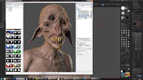 zbrush keyshot tutorial realistic skin with zbrush and keyshot the gnomon workshop