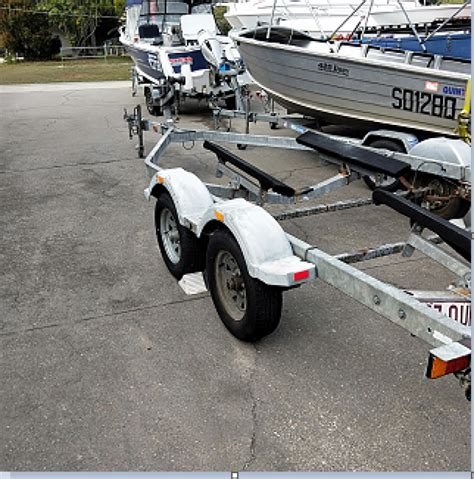 boats for sale redcliffe trailer used to suit 18 ft boat grab a bargin today