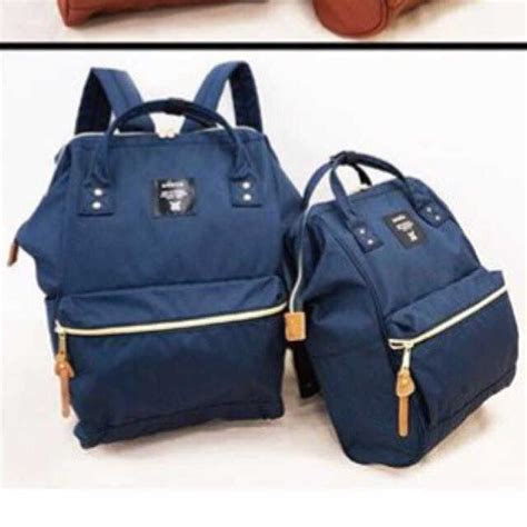 Anello Bagpacksmall anello backpack small size navy colour airfrov get