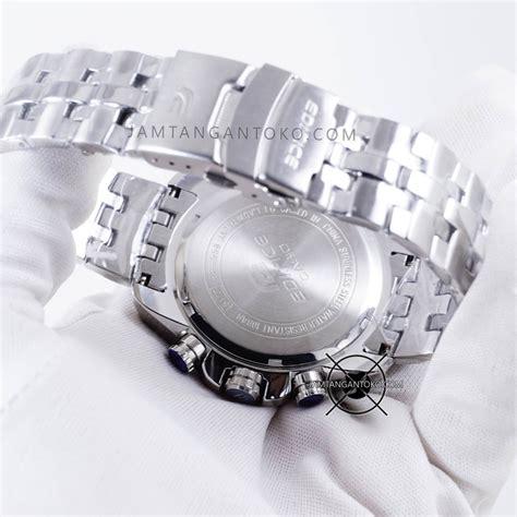 Jam Tangan Original Swiss Navy 5857l2t Plat Hitam Inlove C harga sarap jam tangan edifice ef 558d 1av silver plat hitam clone original