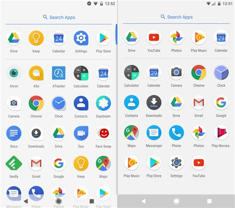 Android Nougat Vs Oreo by Comparison Android O Vs Android N 187 Tell Me How A