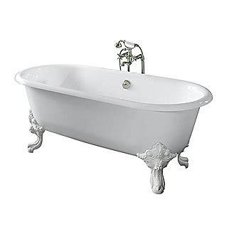 bathtub with claw feet kallista circe cast iron claw foot bathtub with primed