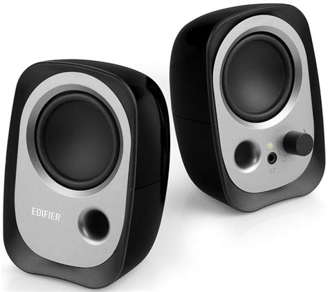 Speaker Edifier R12u edifier r12u 2 0 multimedia speaker review david savage