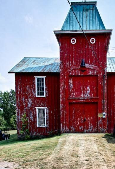 cool barns hahaha cool old barn face keeping watch over the yard