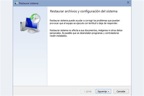 restaurar visor de imagenes windows 10 restaurar sistema en windows 10 aunque no arranque