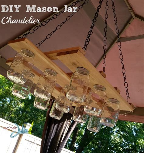 diy chandelier projects be awesome linky your diy crafts recipes beawesomeparty sober julie