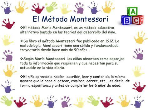 Modelo Curricular Montessori Montessori