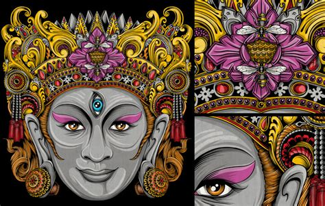 indonesia graphic design studio 10 stunning artworks and illustrations by indonesian