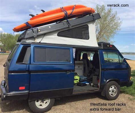 volkswagen roof racks vw vanagon westfalia roof rack 1980 to 1991