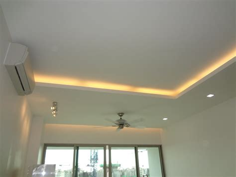 Ceiling False Ceilings L Box Partitions Lighting Ceiling Box Light