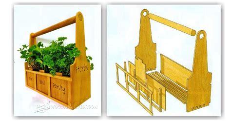 Herb Planter Box Plans by Herb Planter Plans Woodarchivist
