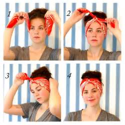 different ways to wear a bandana with hair different ways to wear scarves in your hair headscarf