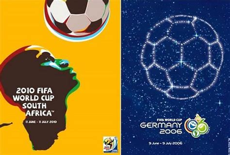 Essay About 2010 Fifa World Cup by Fifa World Cup Dise 241 O De P 243 Sters Paperblog