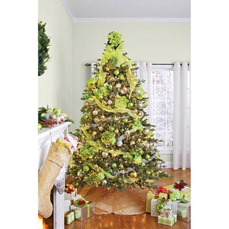 home and gardens prelit trees better homes gardens 7 5ft hanover ps clr walmart