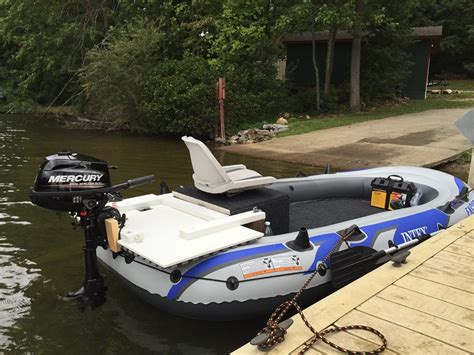 best inflatable fishing boat forum intex excursion 5 inflatable mod page 4 the hull