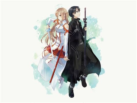 Dakimakura Guling Side Sword Asuna Kirito asuna and kirito kirito and asuna lemon fanfiction sword kirito