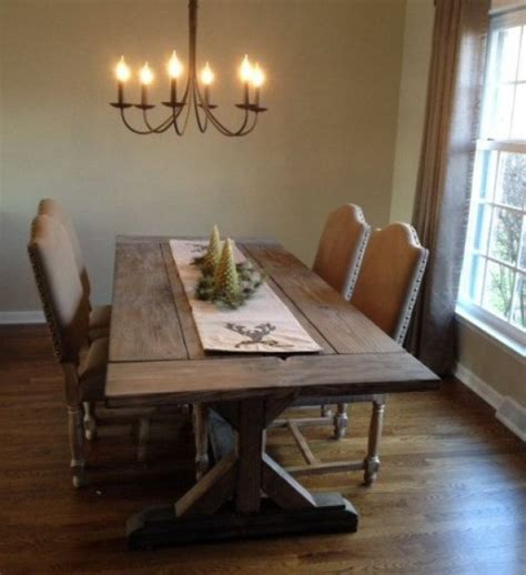 Farm Dining Room Table Dining Room Tables Farmhouse Style With Antique Dining Chandelier Decolover Net