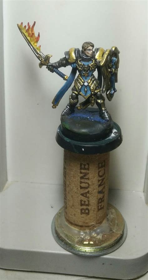 figure holder tower of the archmage review gw figure holder