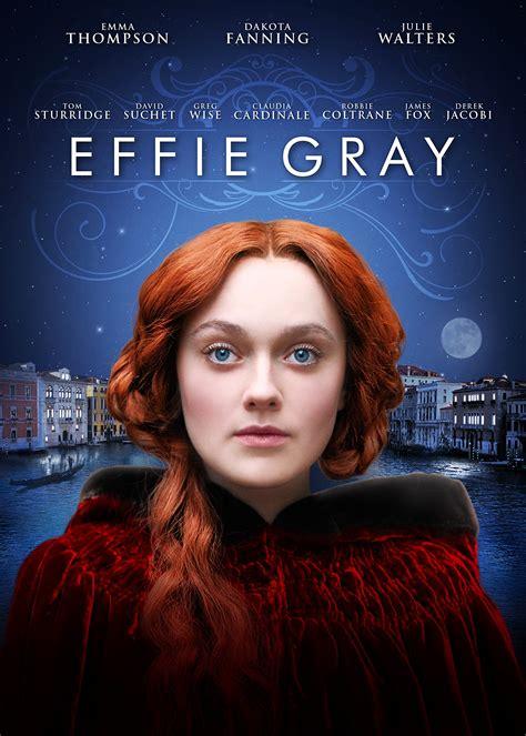 film grey effie gray dvd release date february 2 2016