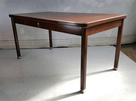 Shaw Walker Desk by Classic Modernist Shaw Walker Steel Desk Writing Table For