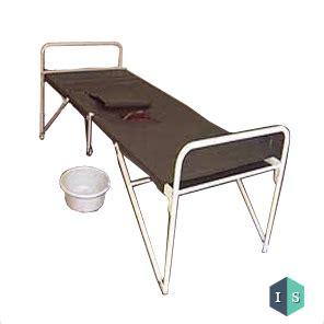 cholera bed cholera bed