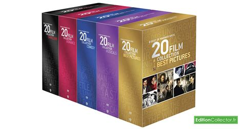 20 Best Collection Of High des coffrets collector best of warner bros