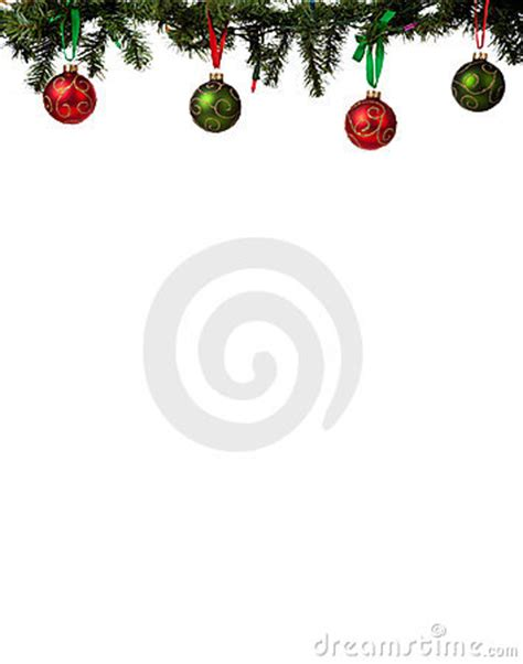 christmas ornament border clipart clipart suggest