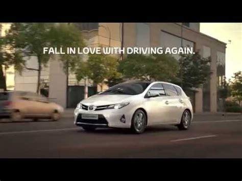 Toyota Hybrid Advert Toyota Tv Ad