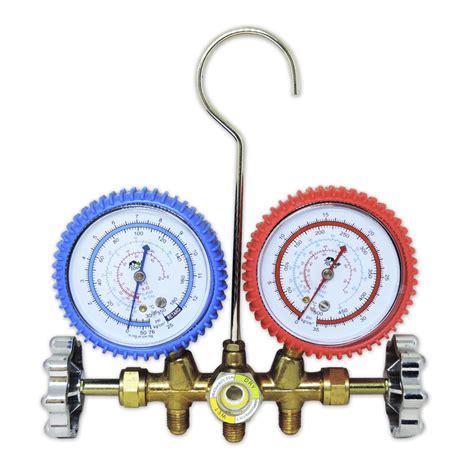 Manifold R22 manifold para refrigera 199 195 o e ar condicionado r12 r22 r134a