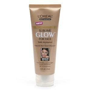 Review Loreal Sublime Glow by L Oreal Sublime Glow Daily Moisturizer And Skin