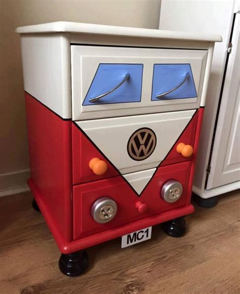 Truck Bed Cot 20 Creative Patterns Inspired By Vw Bus Home Design