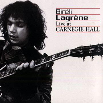 bireli lagrene minor swing live at carnegie bireli lagrene jazz corner