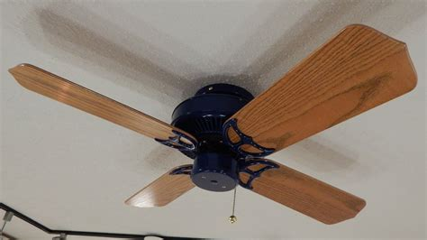hton bay cobalt blue ceiling fan blue ceiling fan pixball com