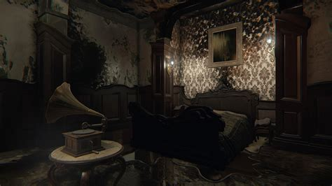 ps4 horror themes layers of fear ps4 review a finely tuned psychological