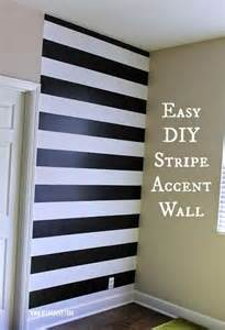 Black And White Striped Wall Being Mvp Chasing Paper Black Amp White Stripe Accent
