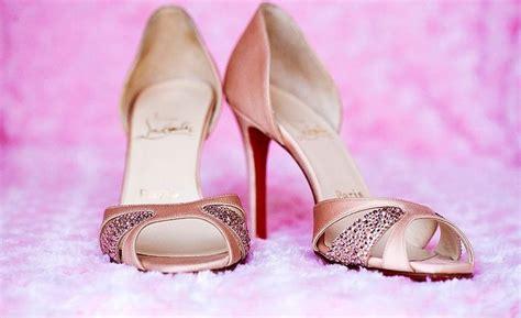 light pink wedding shoes pink wedding shoes christian louboutin blush pink