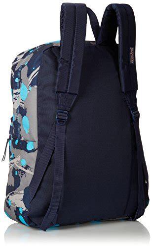 Original Jansport Tas Superbreak Backpack Mammoth Blue jansport superbreak backpack mammoth blue splash 16 7 quot h x 13 quot w x 8 5 quot d jansport