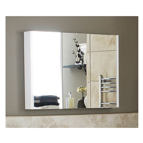 800mm bathroom mirror ideal standard softmood 800mm bathroom mirror cabinet