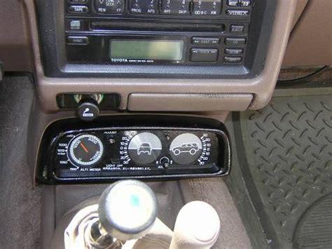 Toyota 4runner Inclinometer Ebay Jdm Toyota 4runner Surf Alti Inclinometer 4wd