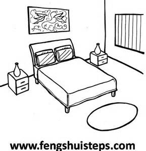 Master Bedroom Drawing Easy Feng Shui Steps The Master Bedroom Part 1 Feng