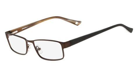 marchon m warner brown 210 eyeglasses ebay
