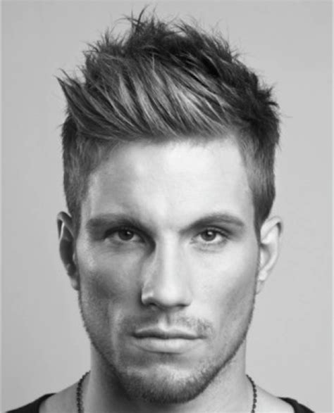 hairstyle mens personality boost your personality with latest hair style 2014 men