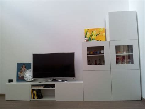 besta eiche ikea besta combined white shelf units tv wall combination
