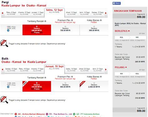airasia tiket saffuan jaffar blog travel tiket murah airasia 2015 jom