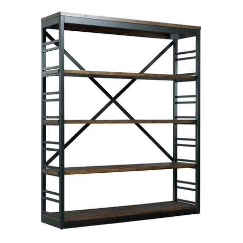 hammary franklin stacking bookcase kd 529 588