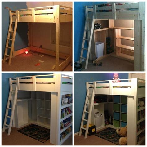 loft bed for teenager 52 best images about teen loft beds on pinterest girl
