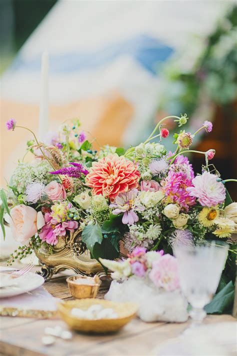 Flower Wedding Table Centerpieces by 37 Wedding Centerpiece And Table Number Ideas Gac
