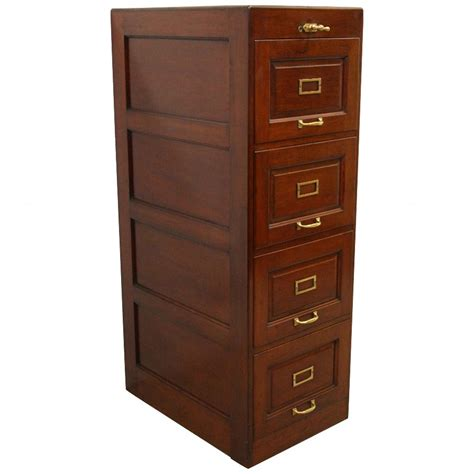 Antique Filing Cabinet Antique Mahogany Filing Cabinet Antiques Co Uk