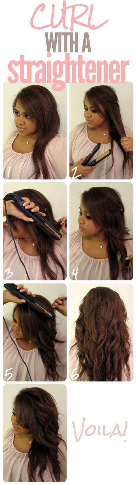 Hairstyles With A Straightener by Hairstyles Using A Straightener